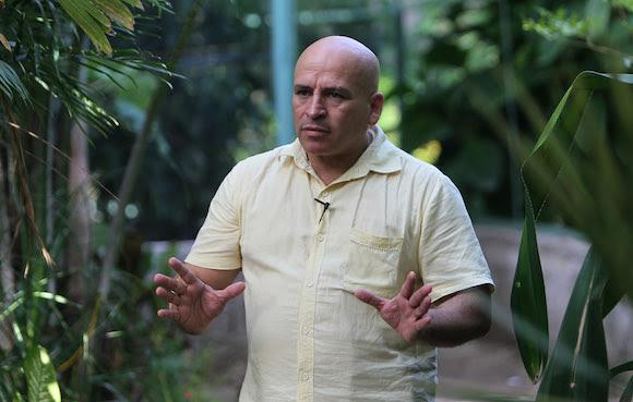 Ermes Ramírez Criado. Foto: Ladyrene Pérez/ Cubadebate.