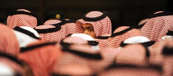 Saudi Arabia twitter users