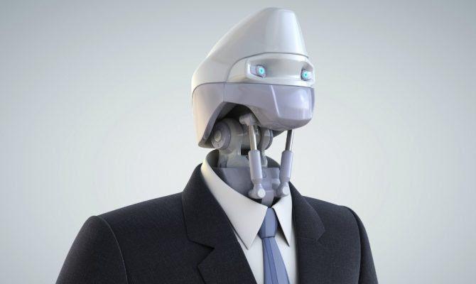 Με ρομπότ-δικηγόρους θα δικάζει η Νέα Τάξη τους πολίτες