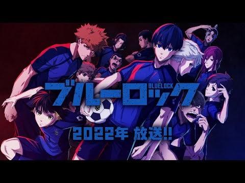Blue Lock Ganhara Anime para 2022