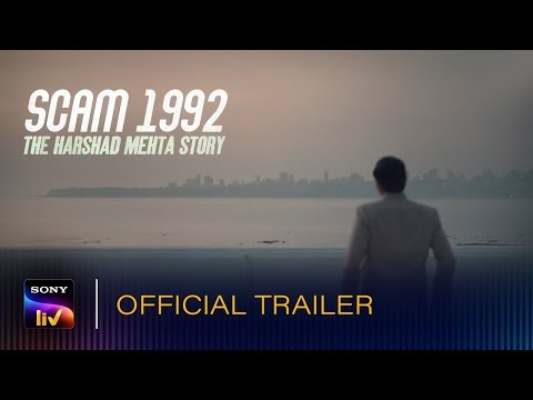 Scam 1992 – The Harshad Mehta Story: The Biggest Scam