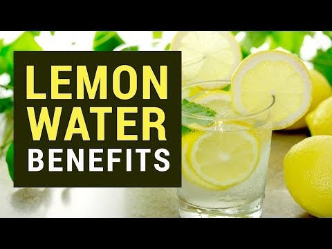 Lemon Water and COVID infos