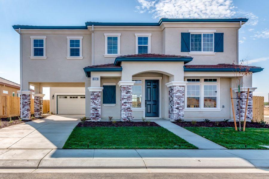 New Homes for Sale Manteca CA, Home Builder Raymus Homes California