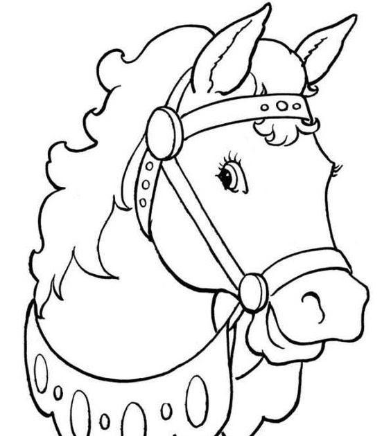 ausmalbilder pferde herde  aglhk
