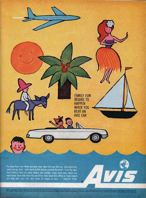 Avis ad from 1962