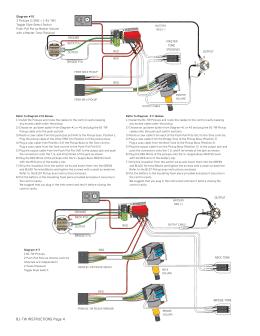 EMG JV-X Set Wiring Diagram