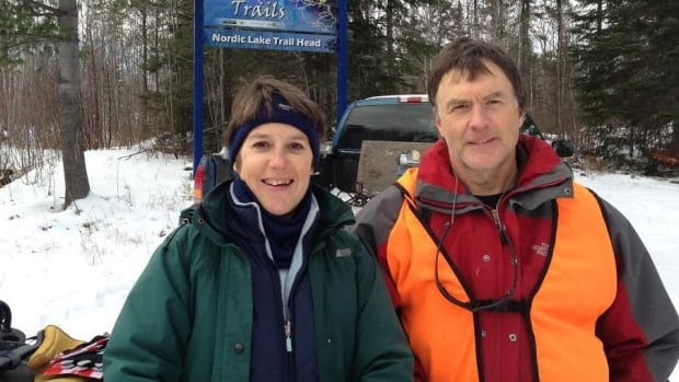 Cathy and Peter Burton are with Beaten Path Nordic Trails in Atikokan.