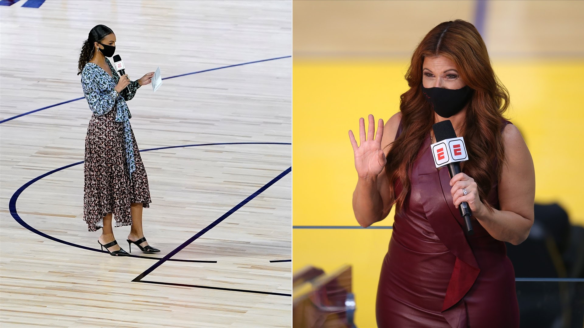 Why Malika Andrews is replacing Rachel Nichols for ESPN's new show, 'NBA Today'