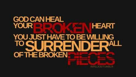 How To Heal A Broken Heart Through God Get Your Ex Back Blog
