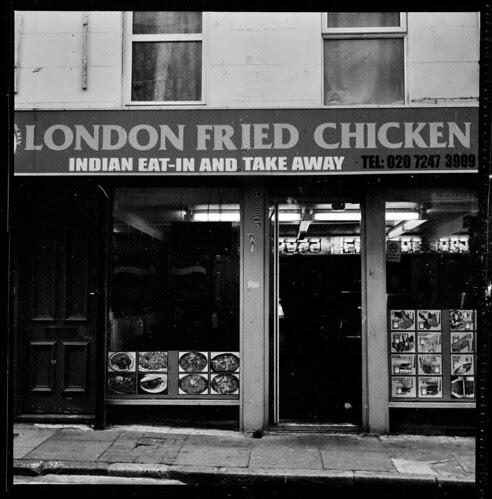 London Fried Chicken