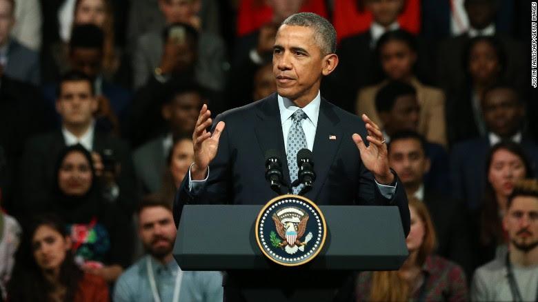 President Obamas European farewell tour