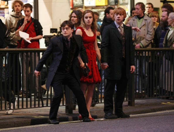 harry potter and the deathly hallows filming. filming #39;Harry Potter and