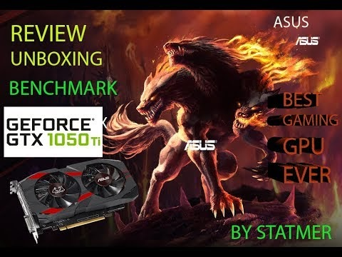 5f787a8b9fd ASUS Cerberus GeForce GTX 1050 Ti 4GB OC Edition Benchmark|Review - Placas  de Vídeo