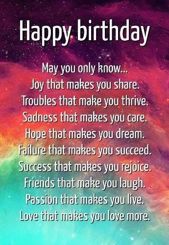 Inspiring Happy Birthday Quote Pictures, Photos, and ...
