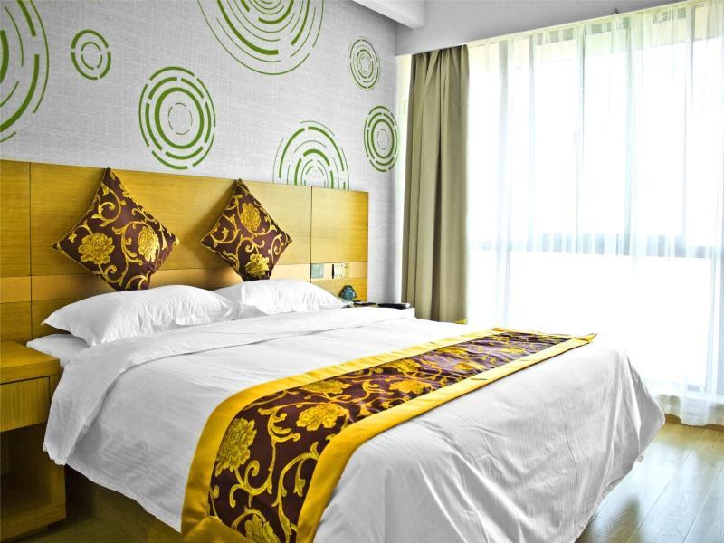 Review GreenTree Inn Wuxi bailing Square Tourism School Express Hotel