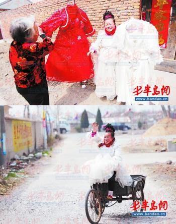 Wanita PAKAI Gaun PENGANTIN Tiap Hari Selama 10 Tahun