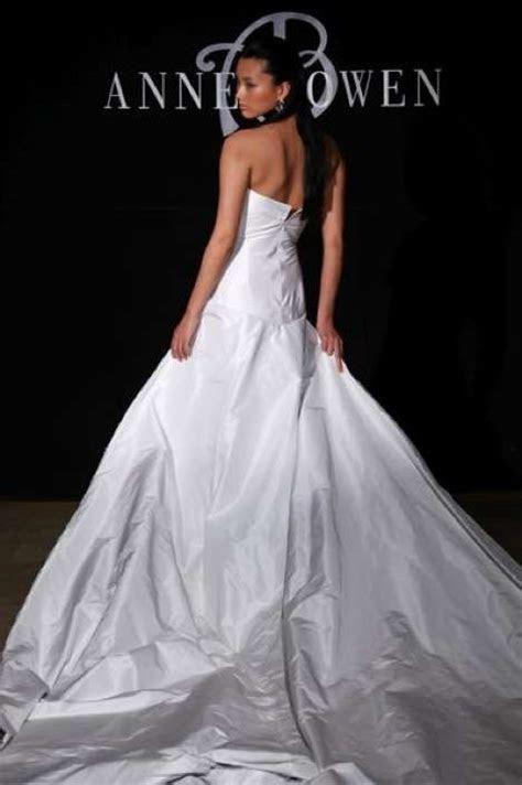 Architectural Bridal Gowns: Anne Bowen's Wedding Dresses