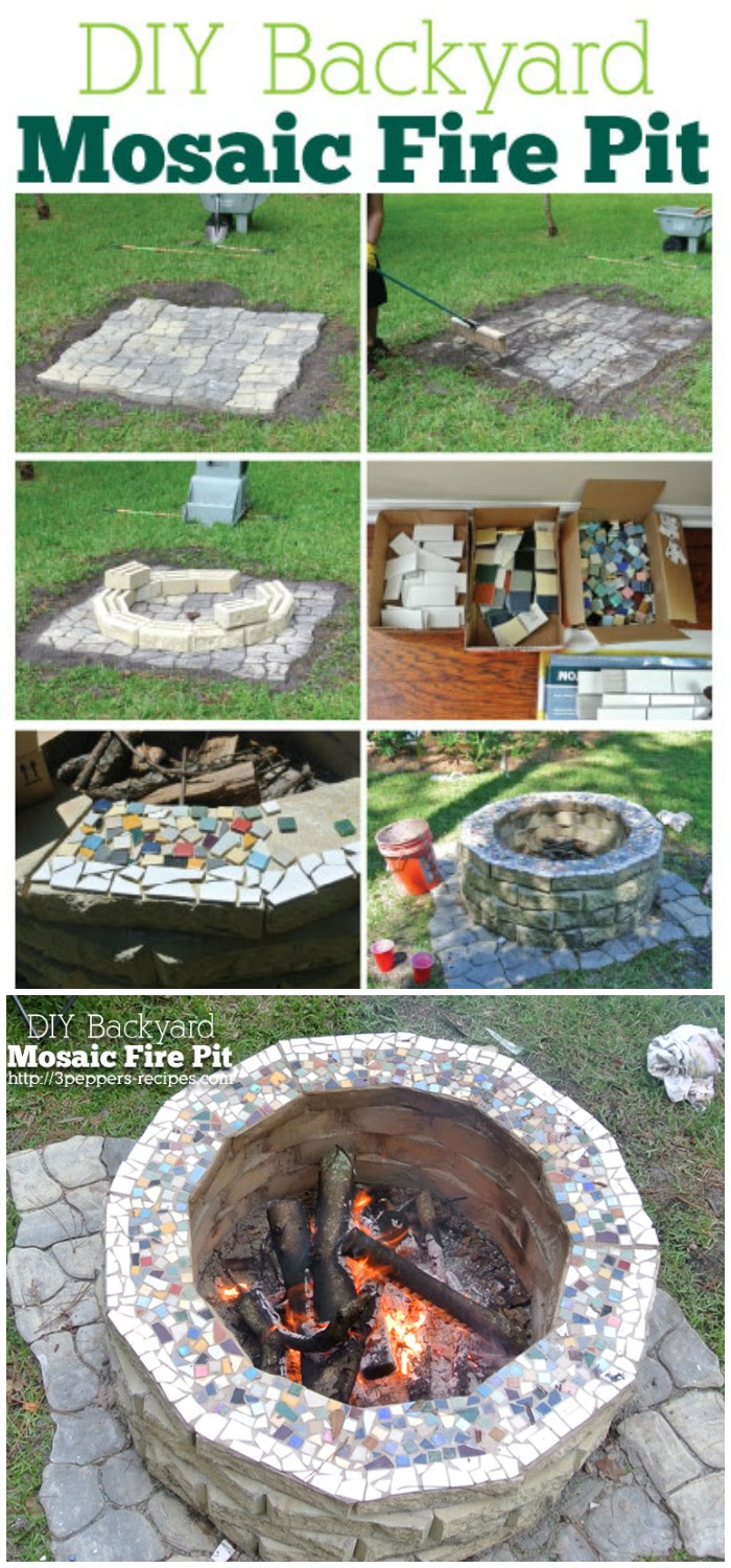 57 Amazing Diy Fire Pit Ideas For Your Yard Diy Crafts