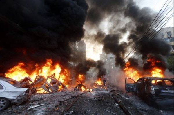 Tanker Explosion: Man Narrates How He Escaped Lagos Tanker Fire