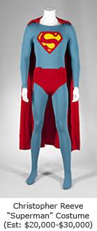 Christopher Reeve Superman Costume
