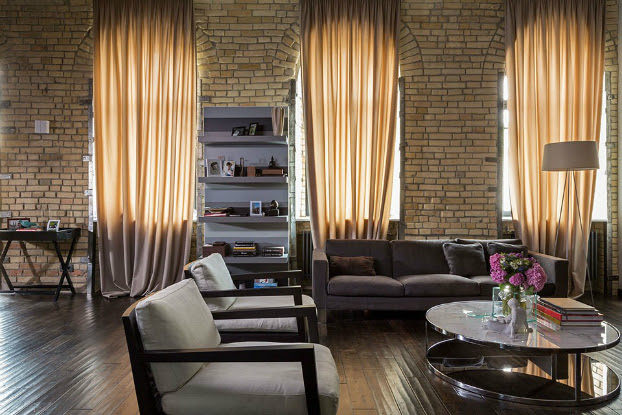 Industrial Yet Elegant Interior Design by Mahno - Decoholic