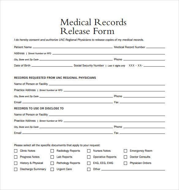 Medical Records Healthone