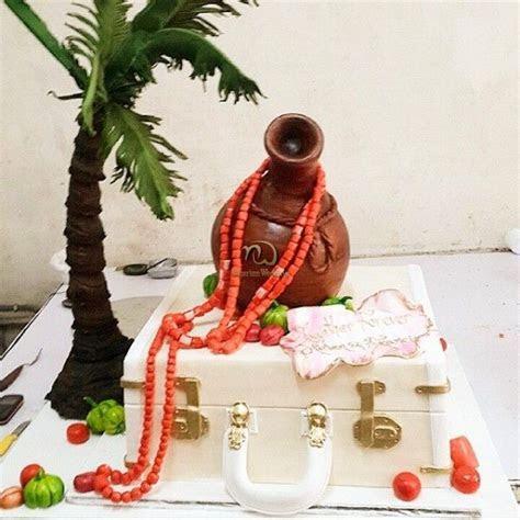 Nigerian wedding traditional weddig cake ideas lizzies
