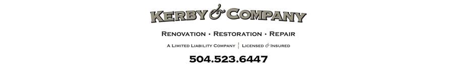Kerby and Company Progress