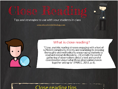 Close Reading Explained for Teachers and Students