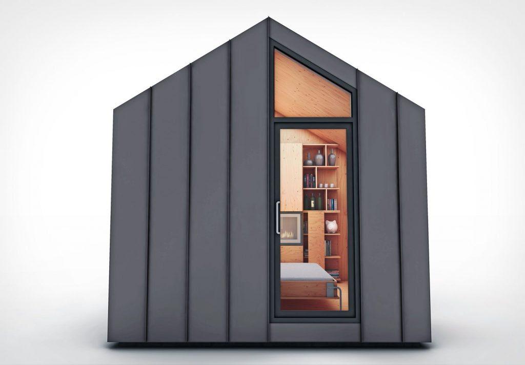 Casas de madera prefabricadas mini cabanas prefabricadas - Mini casas de madera ...