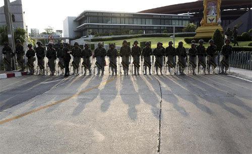 Thái Lan,đảo chính, hình ảnh, quân đội