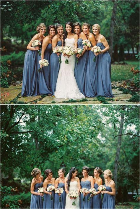 Pretty bridesmaids! A fall wedding at Hunter Valley Farm