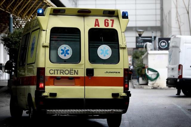 Αγρίνιο: Γυναίκα έριξε χλωρίνη στο σύζυγό της – Νοσηλεύεται τραυματισμένος στο πρόσωπο