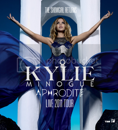 Kylie Minogue Aphrodite Tour 2011
