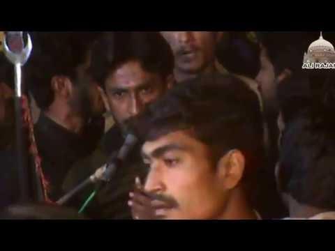Muntazir Mehdi (Multan) _  20 Safar 2016 at Darbar Rajan Shah r.a Layyah...