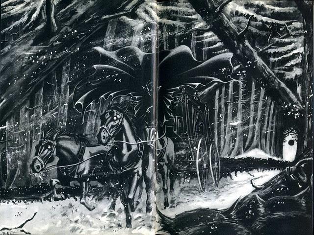 Philippe Druillet - Bram Stoker's Dracula, 1968 - 4
