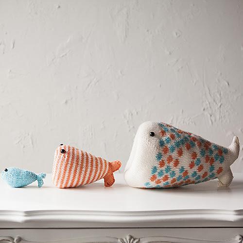 One Fish, Two Fish, Three Fish par Stana D.Sortor