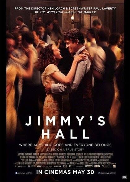 Poster Jimmy's Hall - Una storia d'amore e libertà
