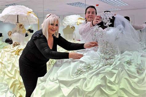 Big Fat Gypsy Weddings? dressmaker Thelma Madine on