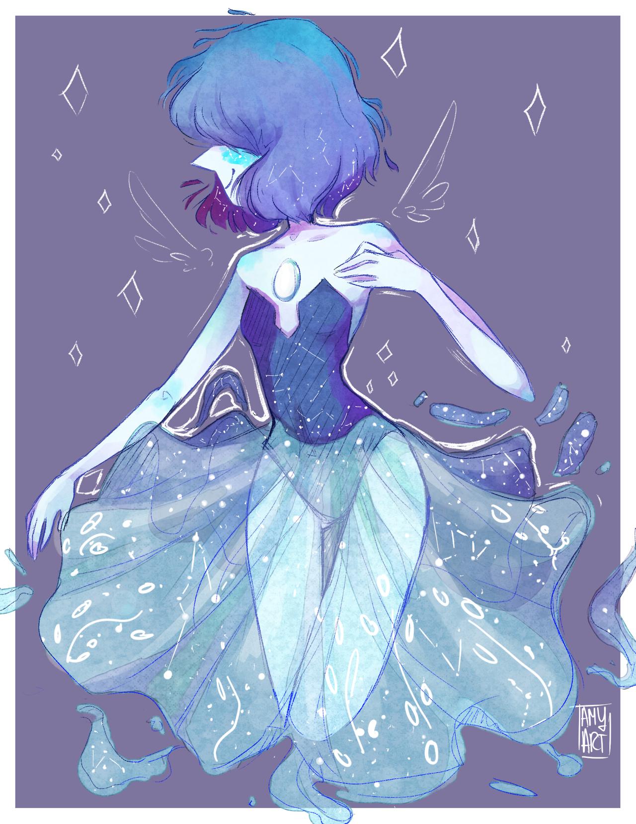 I love Blue Pearl