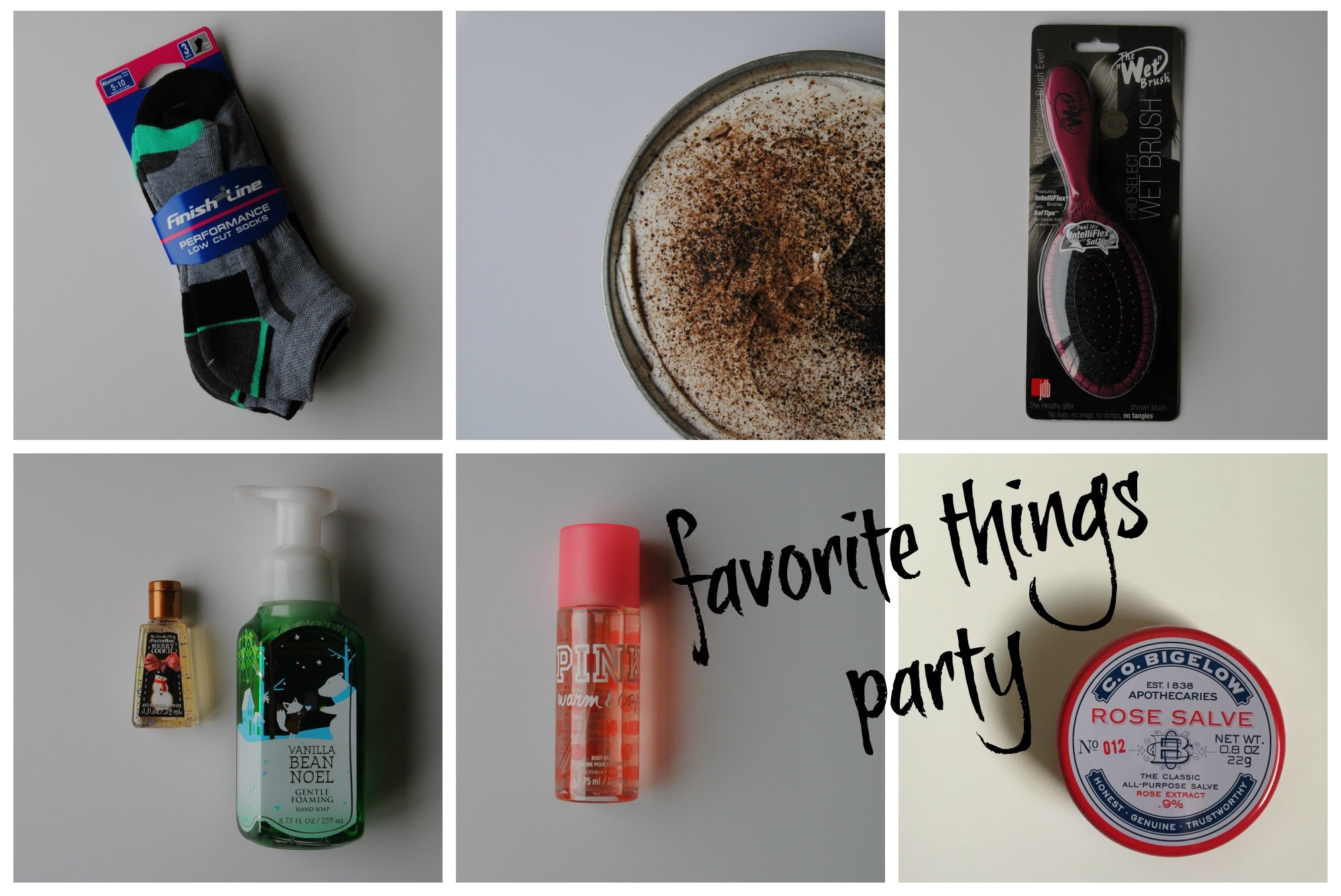 Annual Favorite Things Party