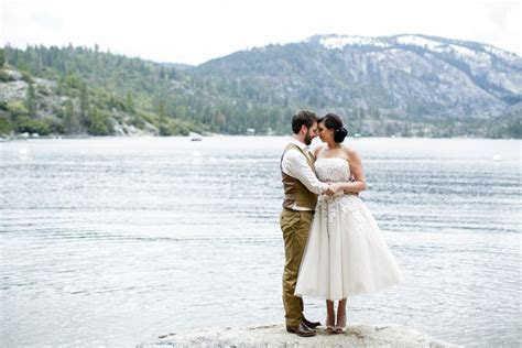 Pinecrest Chalet Wedding, Pinecrest wedding photos