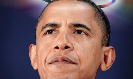Obama Perintahkan Serangan Cyber ke Iran