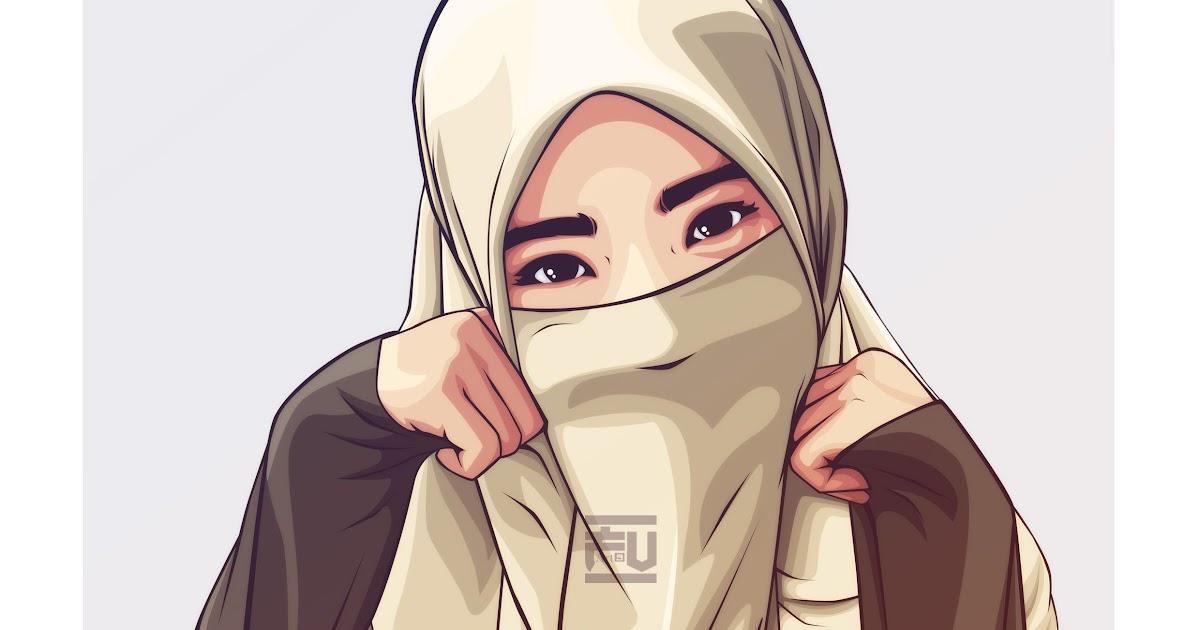 Populer Gambar Kartun Muslimah Cantik Dan Keren Cartonmuslim