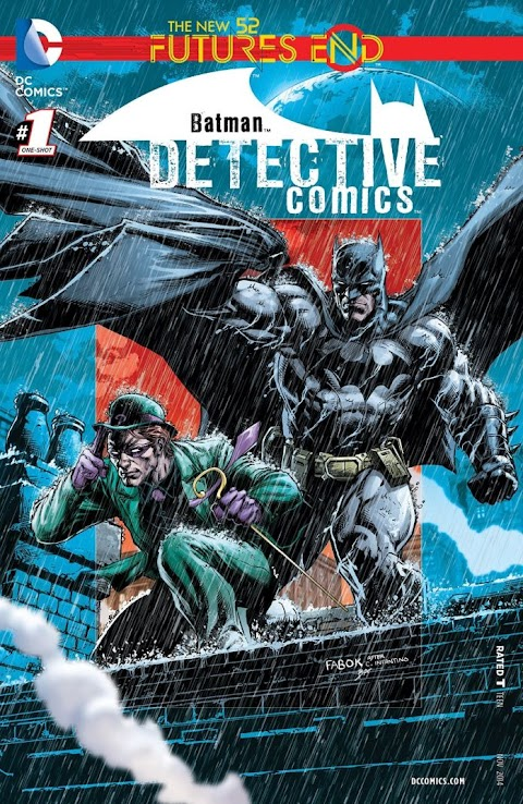 Detective Comics Futures End 1