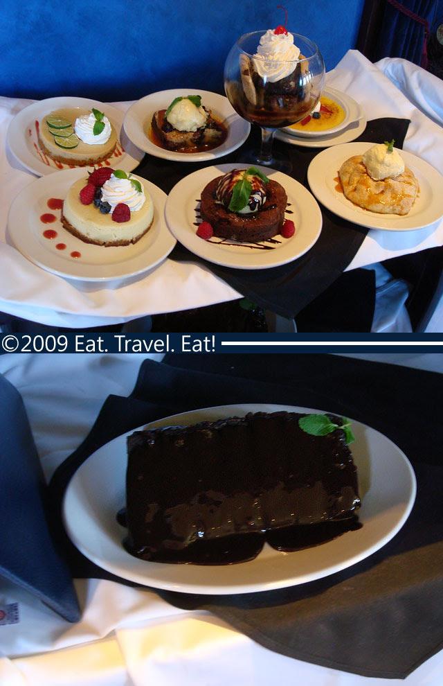 Dessert-Cart