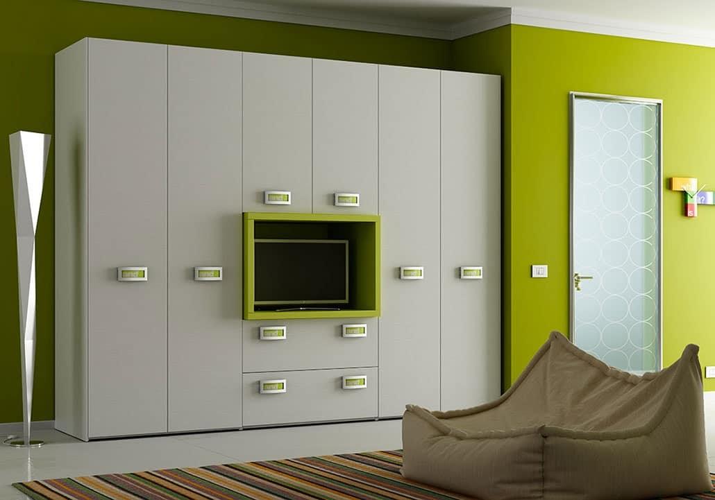 Dimensioni Armadio 6 Ante - The Homey Design