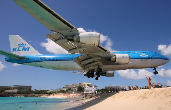 1. Princess Juliana International Airport, Caribbean