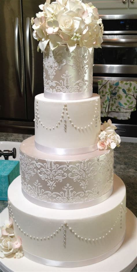 106 best CAKE DESIGN USING STENCILS images on Pinterest