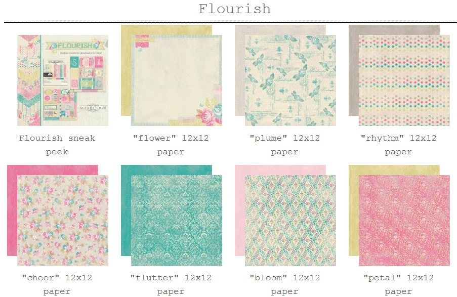 """Selections from the """"Flourish"""" Collection"""